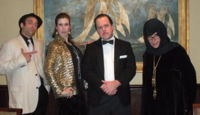 Actors With a Clue! LLC | Lake Worth, FL | Murder Mystery Entertainment | Photo #5