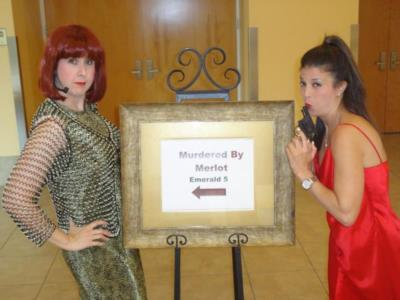 Actors With a Clue! LLC | Lake Worth, FL | Murder Mystery Entertainment | Photo #4