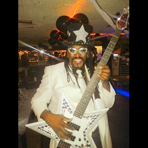 "Phoenix, AZ Impersonator | Randy ""Bootsy"" Hall"