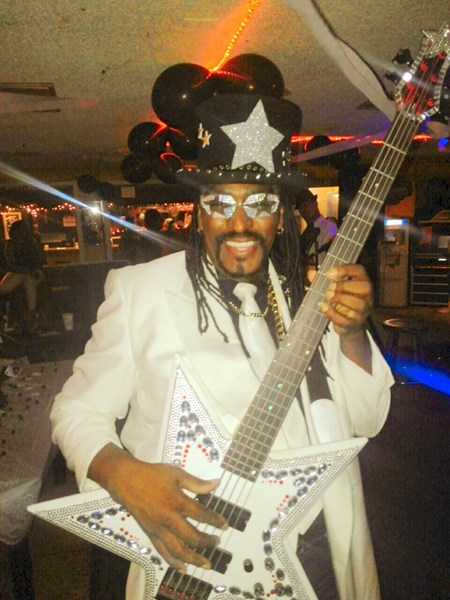 "Randy ""Bootsy"" Hall - Impersonator - Phoenix, AZ"
