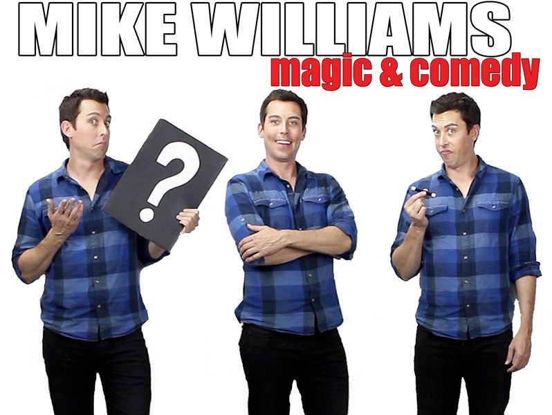 Mike Williams-Magic and Comedy - Magician - Dallas, TX