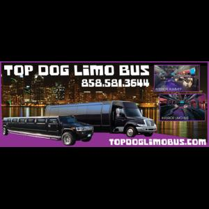 Top Dog Limo Bus - Party Bus - San Diego, CA