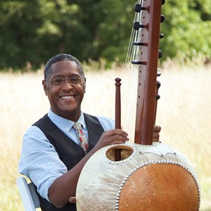 Castleton on Hudson One Man Band | John Hughes, Kora (West African Harp)