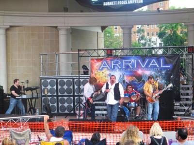 ARRIVAL-THE JOURNEY TRIBUTE | Cleveland, OH | Journey Tribute Band | Photo #16