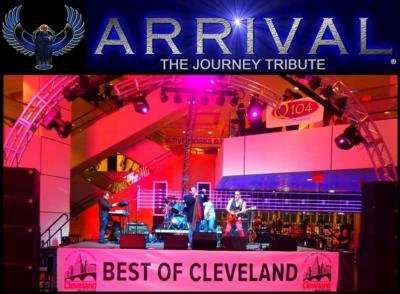 ARRIVAL-THE JOURNEY TRIBUTE | Cleveland, OH | Journey Tribute Band | Photo #6