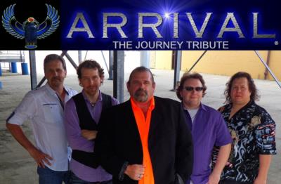 ARRIVAL-THE JOURNEY TRIBUTE | Cleveland, OH | Journey Tribute Band | Photo #5