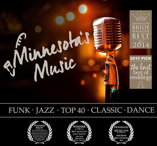 Minnesota's Music Services - Jazz Band - Richfield, MN