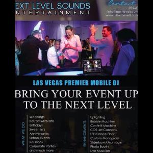 Next Level Sounds Entertainment - Mobile DJ - Las Vegas, NV