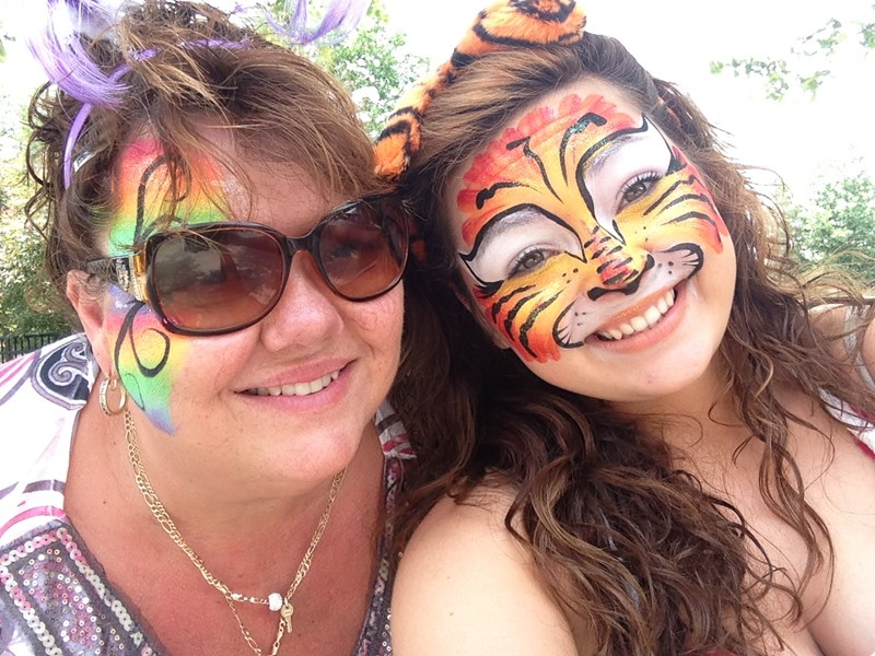 Michiana Facepainting & Mascots - Face Painter - Elkhart, IN