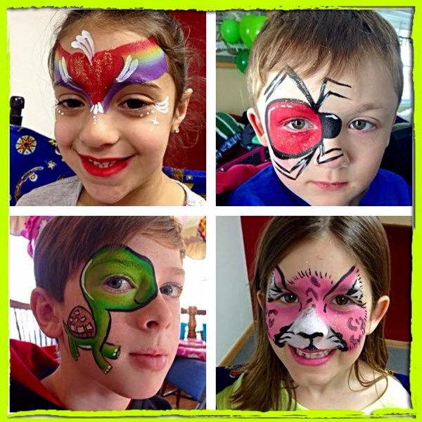Face painting by Christine Z - Face Painter - Auburn, MA