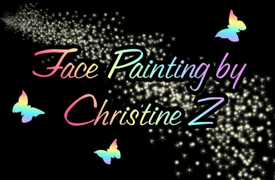 Face painting by Christine Z