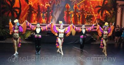 AFROLATINO DANCE COMPANY | Toronto, ON | Dance Group | Photo #2