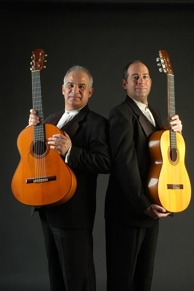 Fernandez + Kimball Spanish Guitars - Flamenco Duo - Chicago, IL