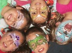 Celebrate Face Painting - Face Painter - Hesperia, CA