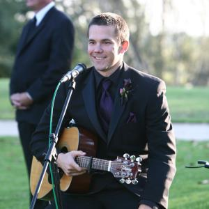 Calimesa Wedding Singer | Daniel Cooper