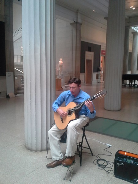 jcharlesguitar2014 - Classical Acoustic Guitarist - Falls Church, VA