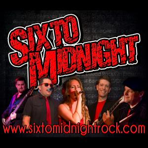 Six to Midnight - Cover Band - Chicago, IL