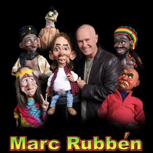 Orange Ventriloquist | Comedian Ventriloquist Marc Rubben