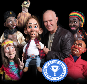 BEST OF 2014, 2015 Comic Ventriloquist Marc Rubben - Comic Ventriloquist - Omaha, NE