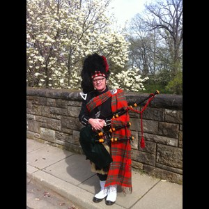 Georgetown Bagpiper | Joe McKie Bagpiper