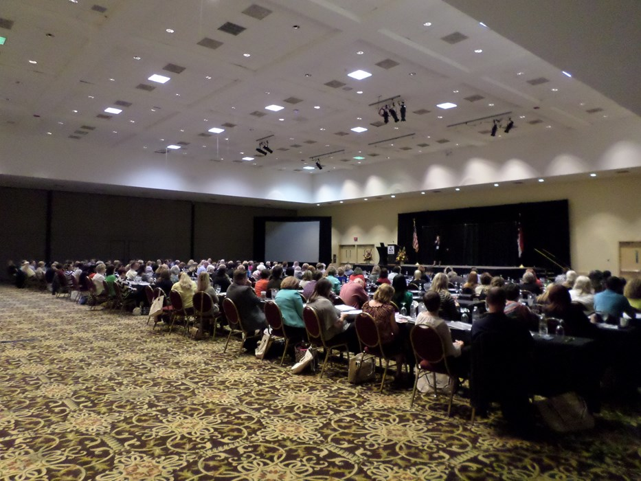 NC Assisted Living Keynote 2014