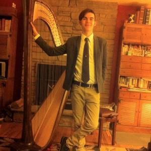 Gian Torrano Jacobs - Harpist - New Egypt, NJ