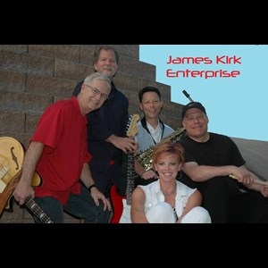 Manchester Cover Band | James Kirk Enterprise