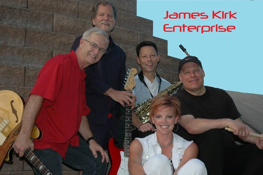 James Kirk Enterprise - Cover Band - Saint Louis, MO