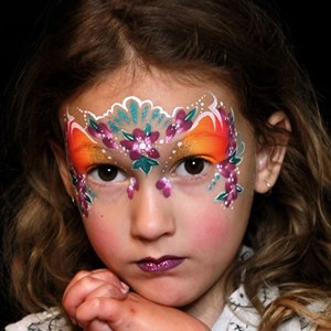Baton Rouge Face Painter | Peekaboo Faces