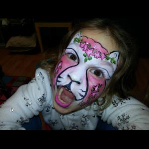 Scott Face Painter | Peekaboo Faces