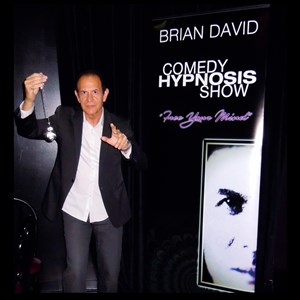 Buckingham Motivational Speaker | Brian David Comedy Hypnosis Show