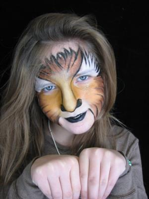 Heather Feather | Saint Paul, MN | Face Painting | Photo #8