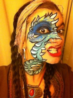 Heather Feather | Saint Paul, MN | Face Painting | Photo #5