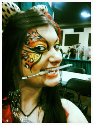 Heather Feather | Saint Paul, MN | Face Painting | Photo #22