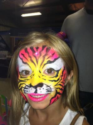 Heather Feather | Saint Paul, MN | Face Painting | Photo #4