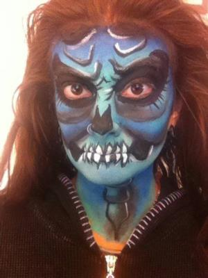 Heather Feather | Saint Paul, MN | Face Painting | Photo #15