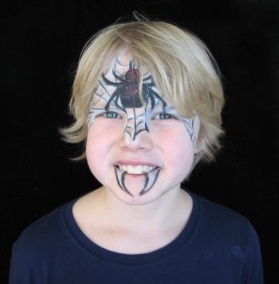 Heather Feather | Saint Paul, MN | Face Painting | Photo #14