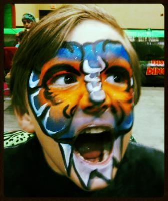Heather Feather | Saint Paul, MN | Face Painting | Photo #21