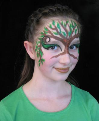 Heather Feather | Saint Paul, MN | Face Painting | Photo #16