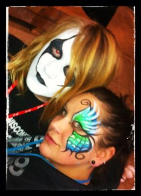 Heather Feather | Saint Paul, MN | Face Painting | Photo #19