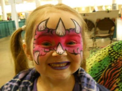 Heather Feather | Saint Paul, MN | Face Painting | Photo #17