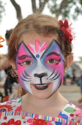 Heather Feather | Saint Paul, MN | Face Painting | Photo #10
