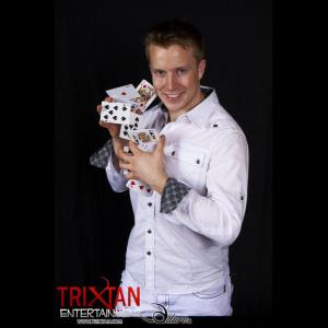 Red Deer Caricaturist | Tristan Court