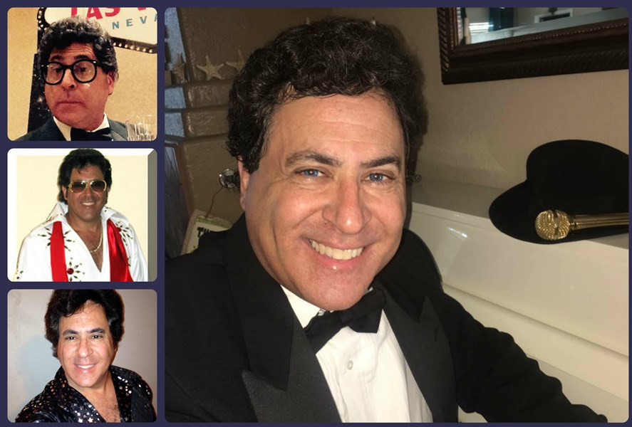 Sinatra and Friends Tributes by Tom - Frank Sinatra Tribute Act - Phoenix, AZ