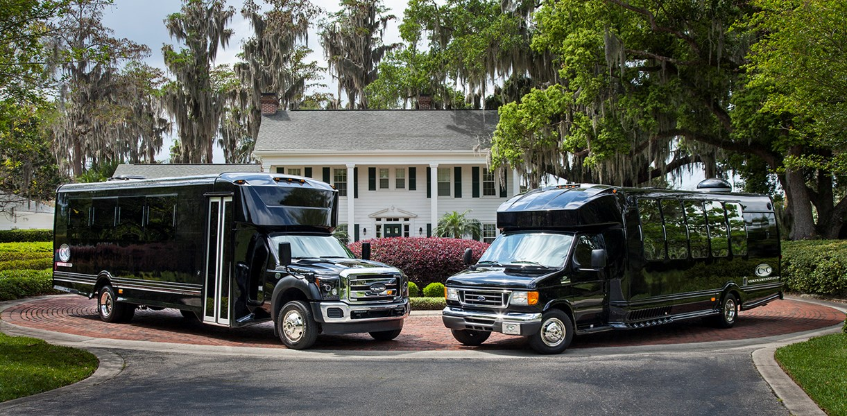 CnC Luxury Transport - Party Bus - Orlando, FL