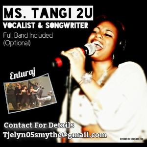 Ms. Tangi 2u (i sing ALL GENRES) - R&B Singer - Atlanta, GA