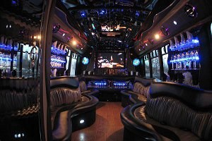 Savannah Bachelor Party Bus | PBC