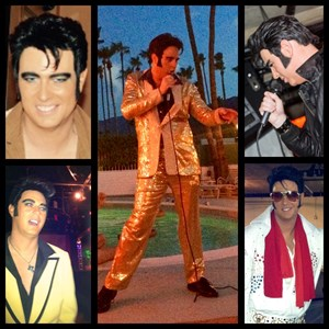 California Impersonator | Elvis Presley Impersonator  **Steve E. Gold**