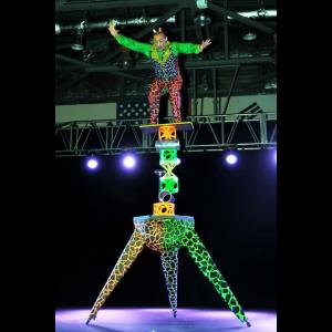 Extreme Entertainment LLC - Circus Performer - Orlando, FL