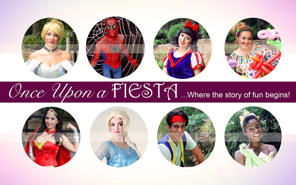 Once Upon A Fiesta - Face Painter - Buford, GA